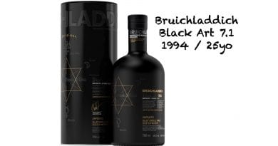 Bruichladdich Black Art 7.1