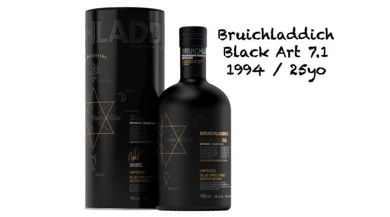 PR: Black Art 7.1 – der neue Zaubertrank von Bruichladdich