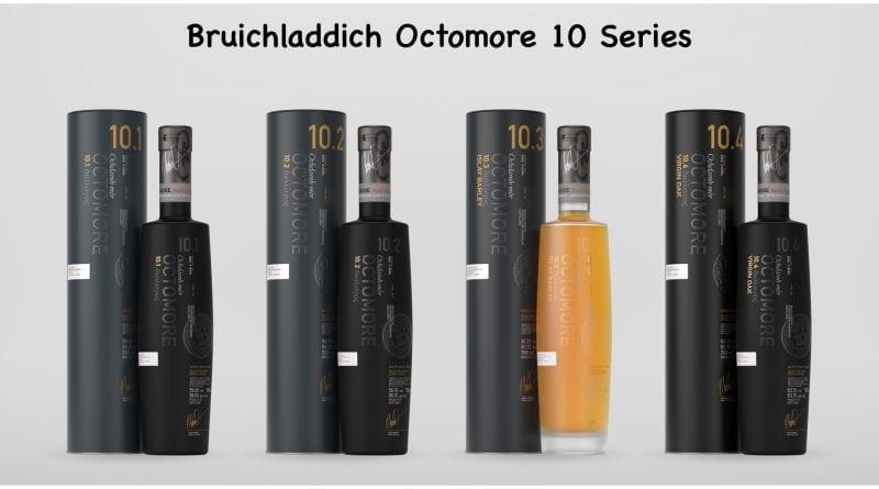 PR: Octomore 10 Series kommt