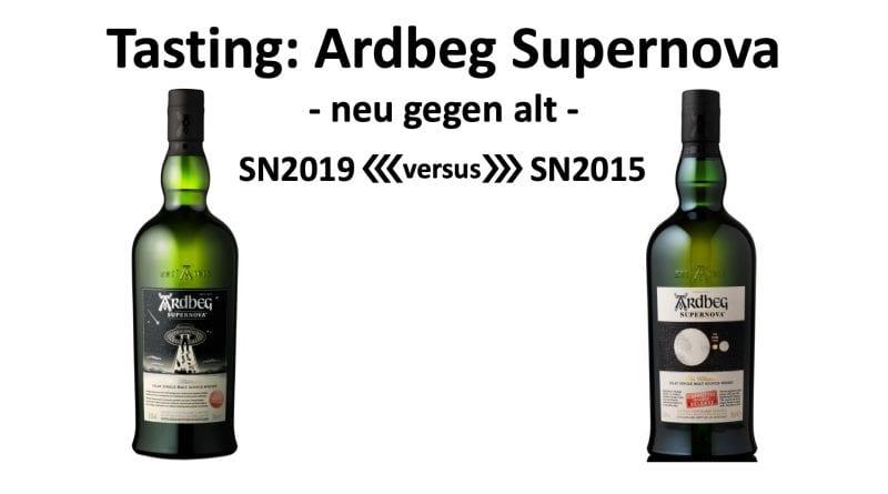 Tasting Ardbeg Supernova 2019 2015