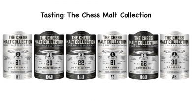 Tasting Chess Malt Collection