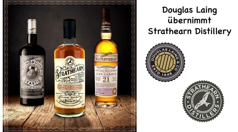 PR Douglas Laing übernimmt Strathearn