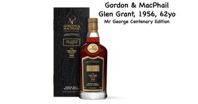Gordon & MacPhail Mr George Centenary Edition