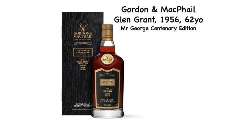 Gordon & MacPhail Mr George Centenary Edition