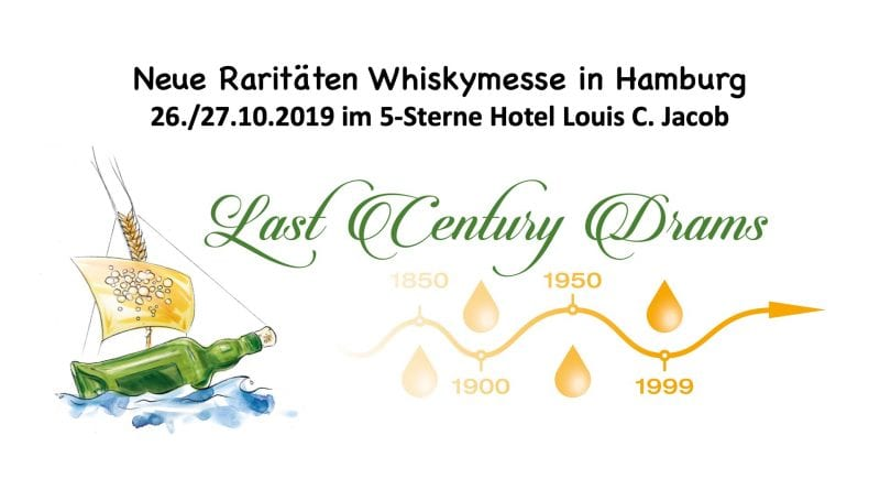 1. Last Century Drams in Hamburg 2019