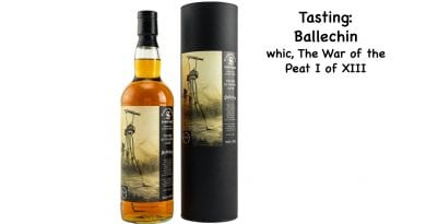 The War of the Peat 1 - Ballechin