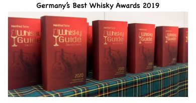 Germany's Best Whisky Awards 2019