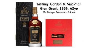 Tasting G&M Glen Grant 1956