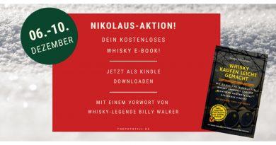 Kostenloses eBook - Whisky kaufen leicht gemacht