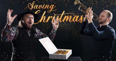 Tastillery - Saving Christmas