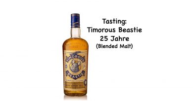 Tasting Timorous Beastie 25