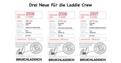 Laddie Crew Hogmanay 2020