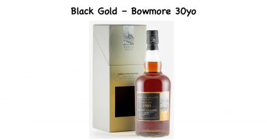Black Gold Bowmore