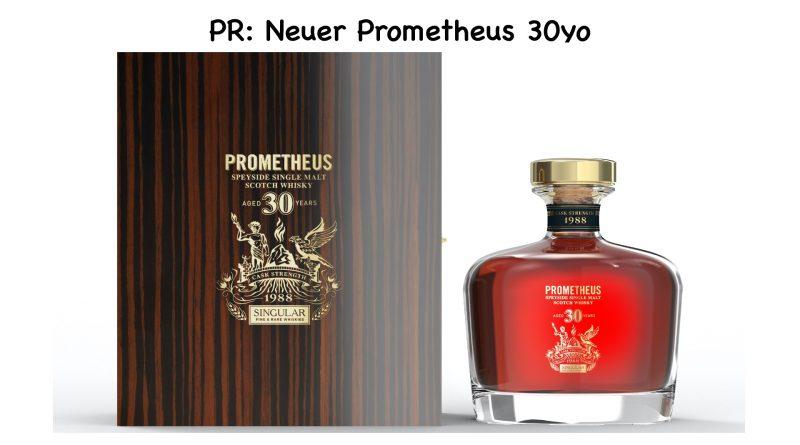 Prometheus 30yo
