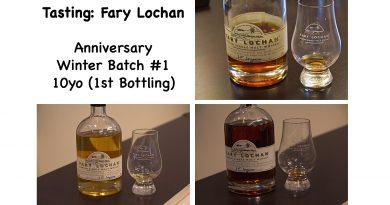 Tasting Fary Lochan