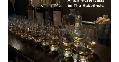 Arran Masterclass im The Rabbithole
