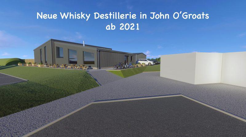 Distillery John O'Groats