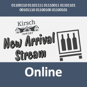 Live-Stream: Kirsch New Arrivals @ via Facebook