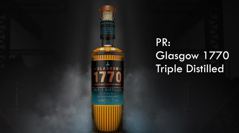 PR: Glasgow 1770 Triple Distilled