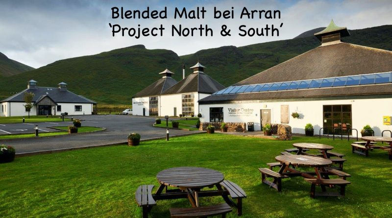 PR: Blended Malt bei Arran – The Spirit of Arran – 'Project North & South'