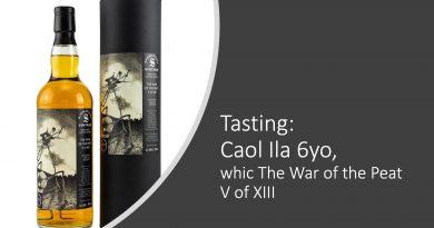 Tasting Caol Ila 6