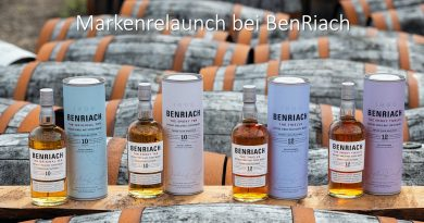 Benriach Marken Relaunch