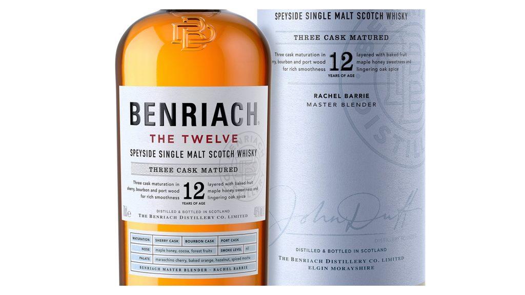 Benriach Marken Relaunch