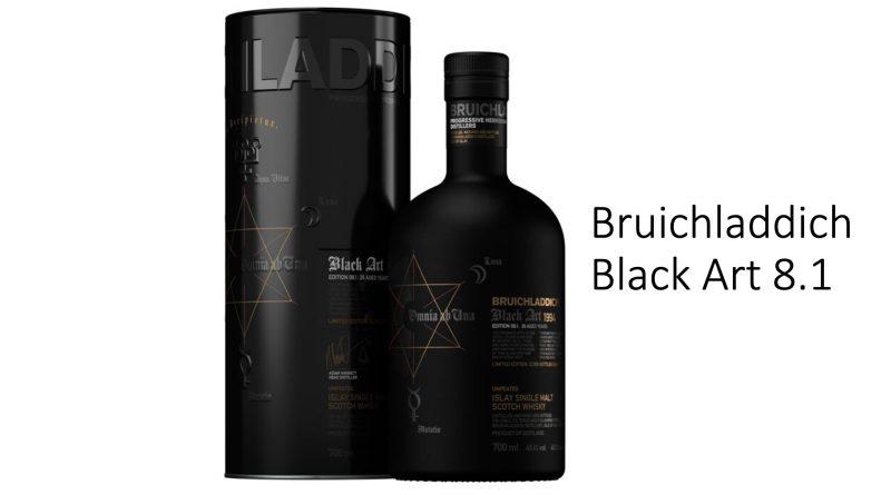 Bruichladdich Black Art 8.1