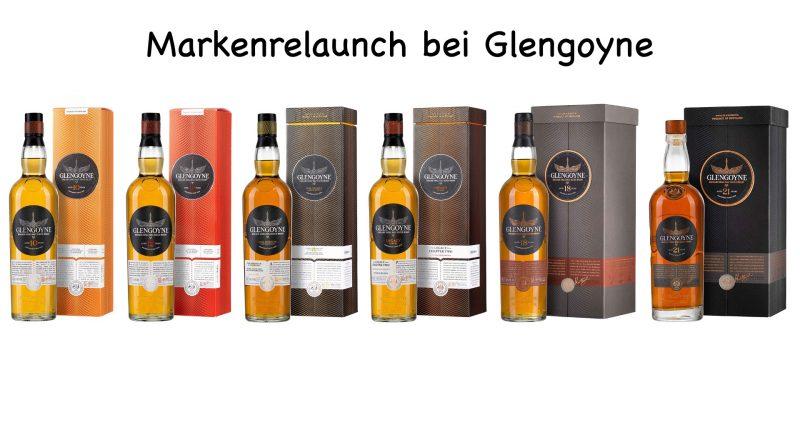 Glengoyne Marken Relaunch