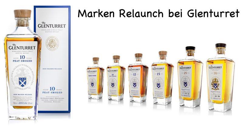 Marken Relaunch bei Glenturret