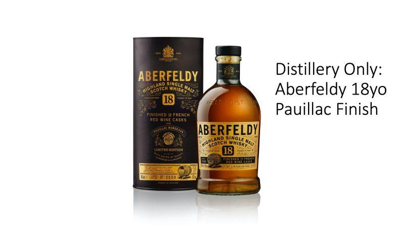 Aberfeldy 18yo Pauillac Finish
