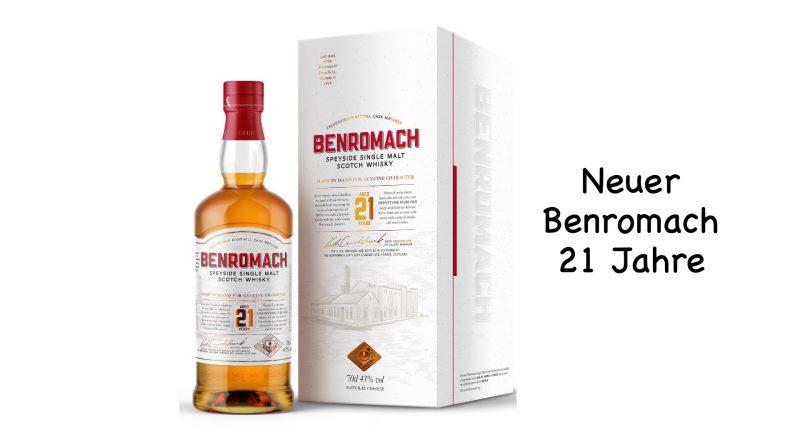 Benromach 21 yo