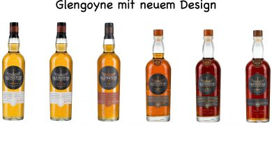 Glengoyne mit neuem Design