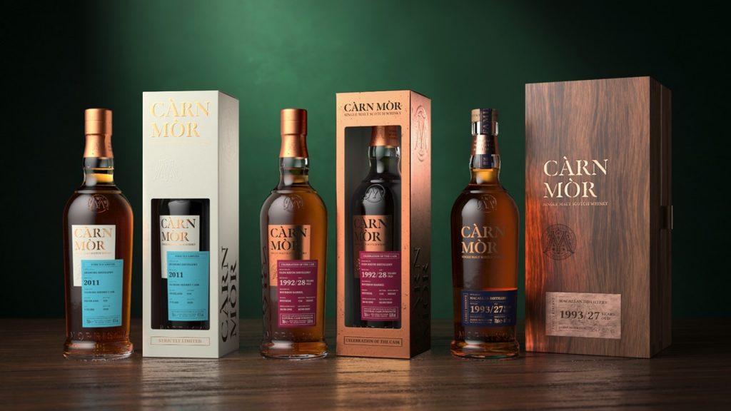 Morrison Scotch Whisky Distillers - die neue Càrn Mòr Serie