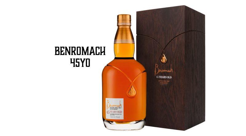 Benromach 45yo