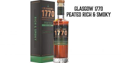Glasgow 1770 Peated Rich & Smoky