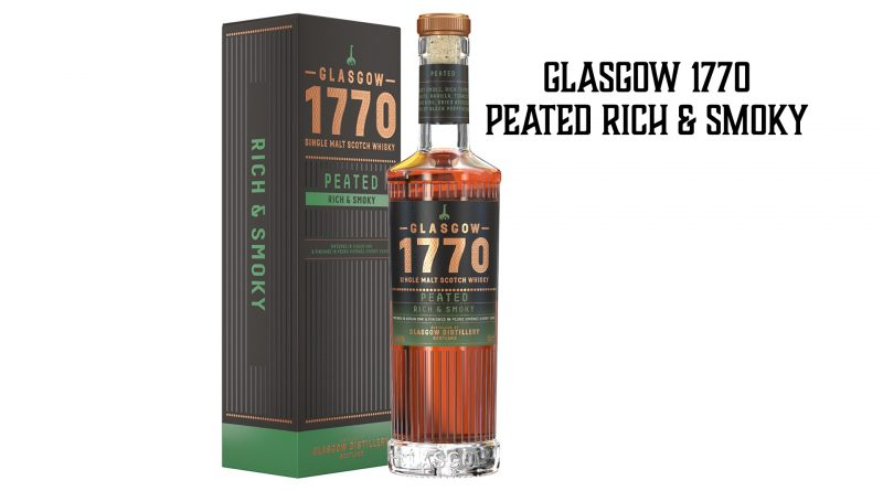 Glasgow 1770 Peated Rich & Smoky