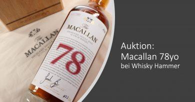 Macallan 78yo in der Auktion