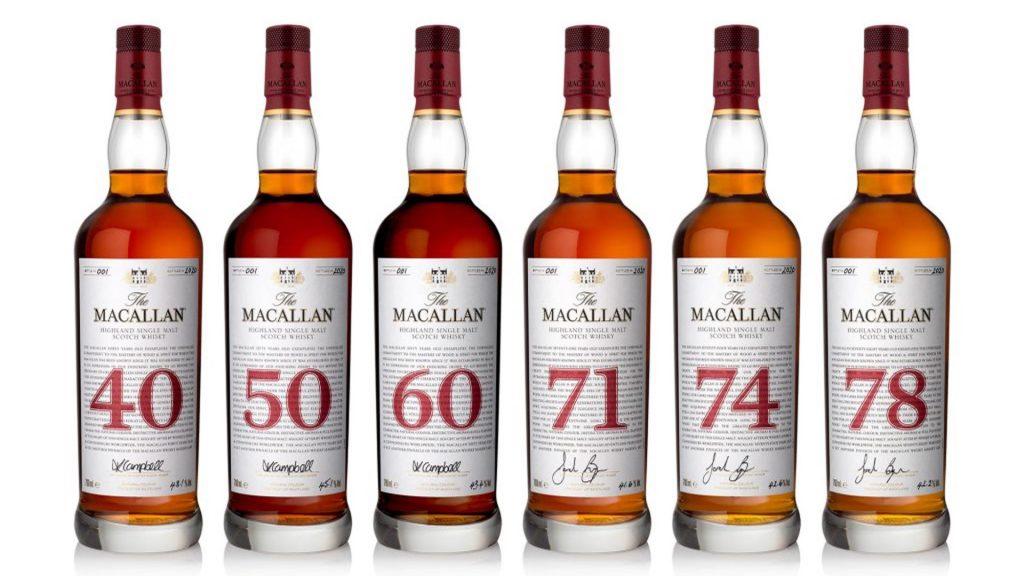 Macallan 78yo in der Red Collection