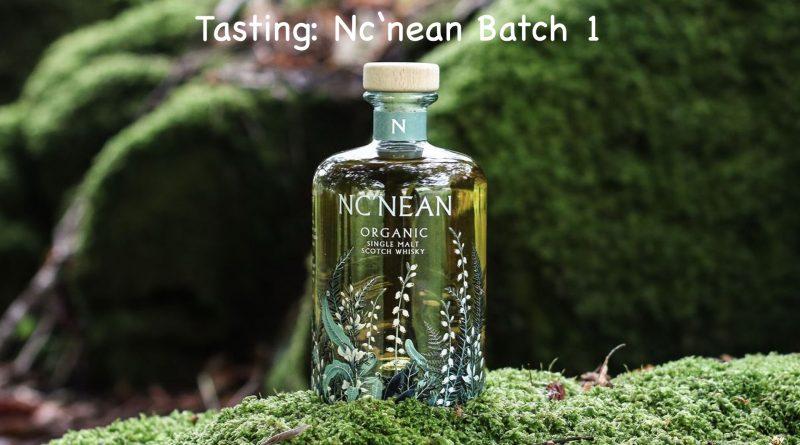 Tasting Nc'nean Batch 1