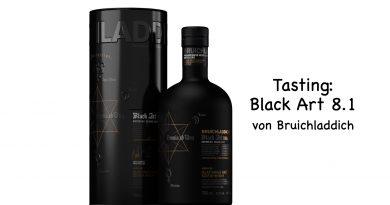 Tasting Black Art 8.1