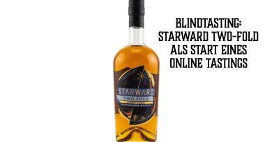 Tasting Starward Two-Fold