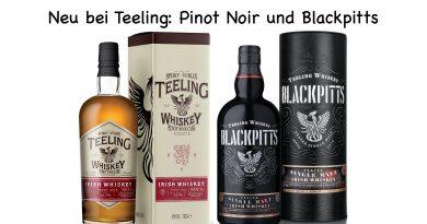Pinot Noir und Blackpitts