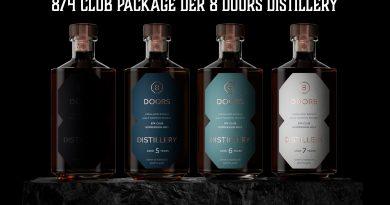 8 Doors 874 Club package