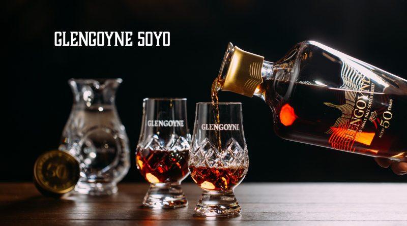 Glengoyne 50yo Verlosung Ballot