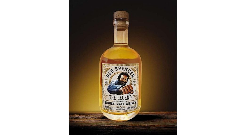 Bud Spencer Whisky von St. Kilian - The Legend (mild)
