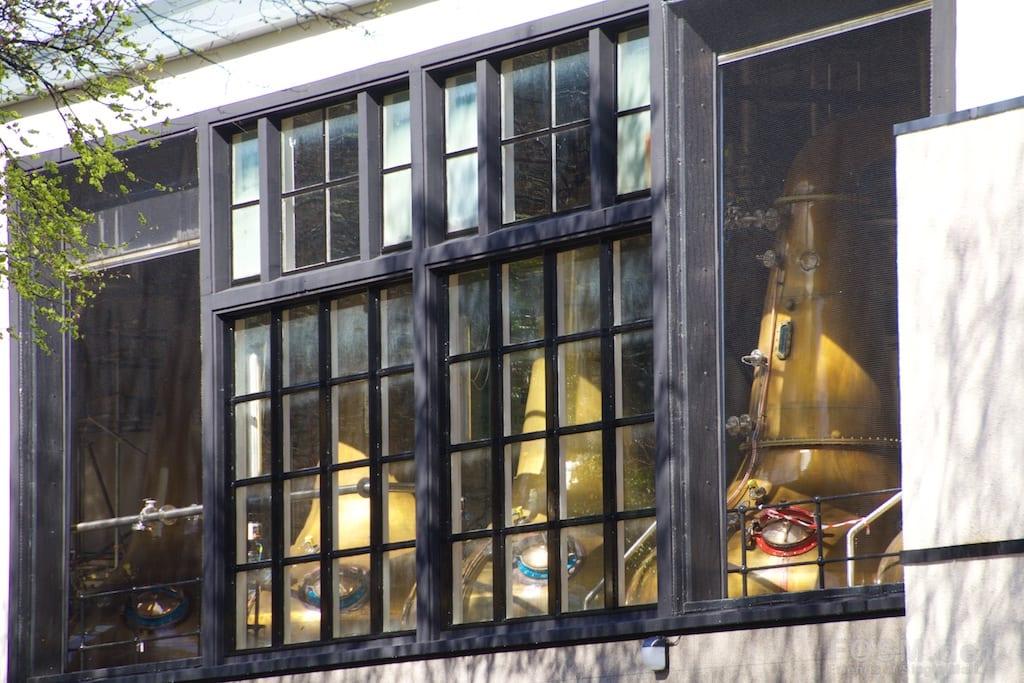 Stillhouse von außen