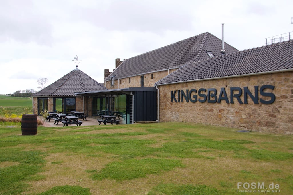 Kingsbarns - Alte Gebäude