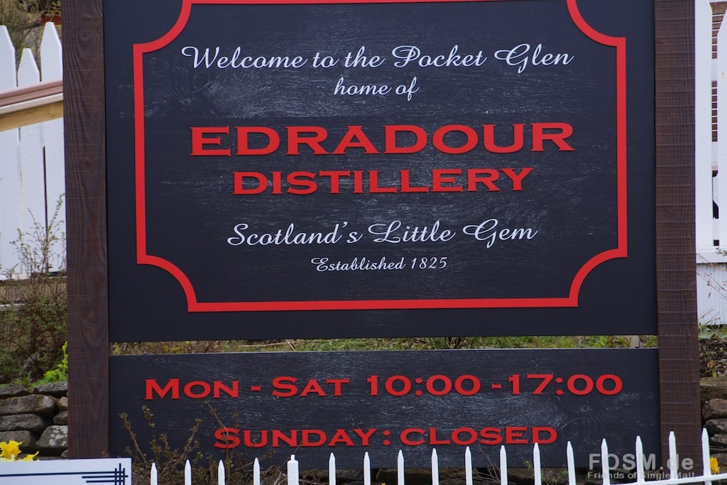 Edradour - Scotland's Little Gem