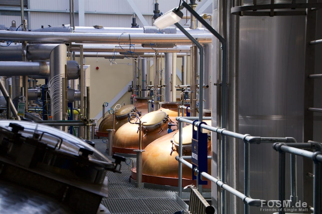 Glen Moray - Neue Wash Stills